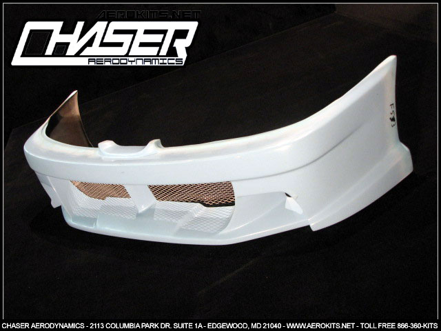 Zeel Front Bumper - Click Image to Close