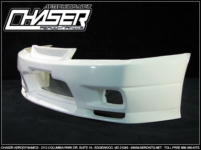 S14 Conversion W/ add-on R33 Front Bumper | DC2 - Click Image to Close