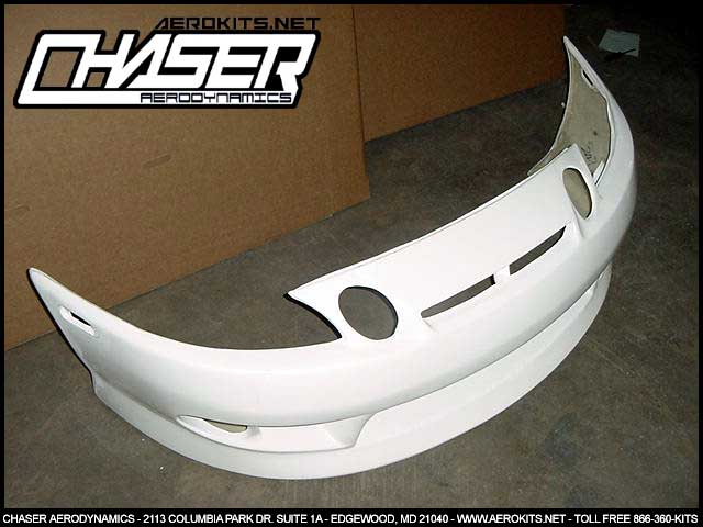 VTX Front Bumper - Click Image to Close