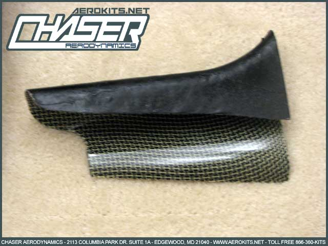 REA GT300 Rear Diffuser - Click Image to Close