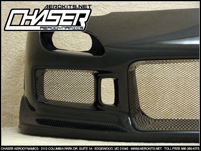 CW N1 Front Bumper | FD3S - Click Image to Close
