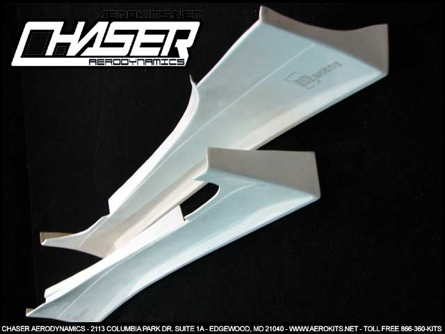 Vanish Side Skirts - Click Image to Close