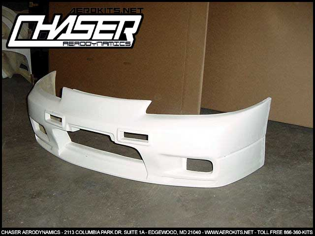 R33 Front Bumper - Click Image to Close