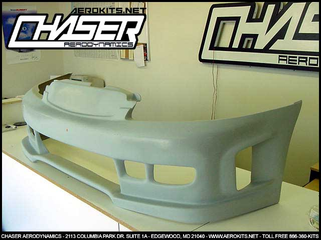 SPYDER Front Bumper - Click Image to Close
