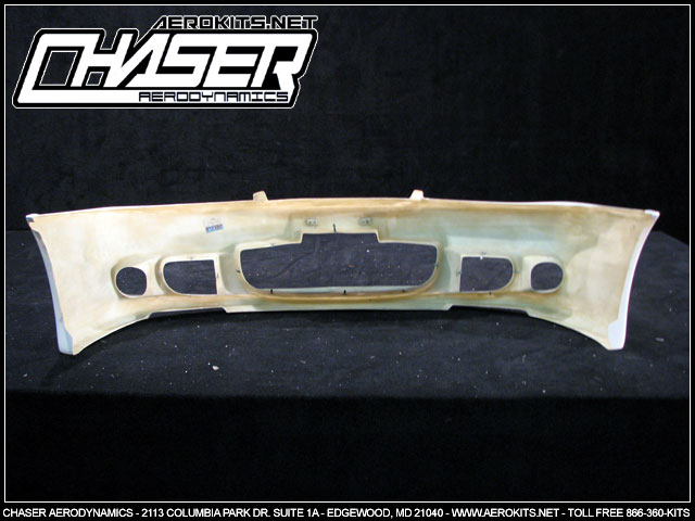 R32 Conversion Front Bumper - Click Image to Close