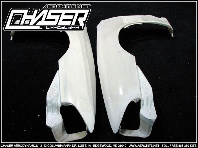 R32 Conversion Front Fenders - Click Image to Close