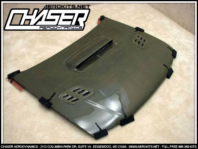 OEM Hood - Click Image to Close