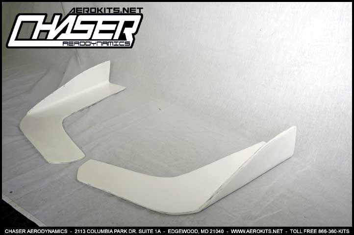 Universal Front Splitters / Diffusers - Click Image to Close